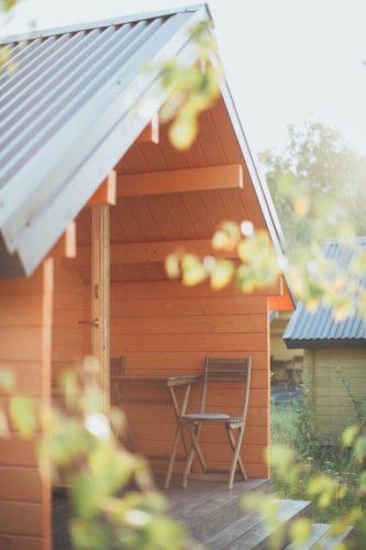 Comment procéder à la création d'une cabane d'extérieur ?