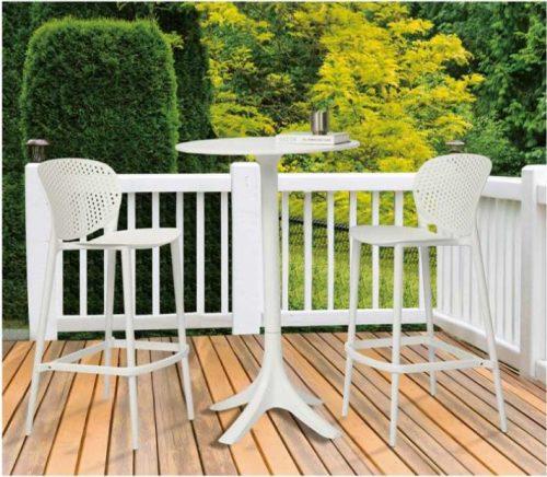 Optez pour la chaise de jardin